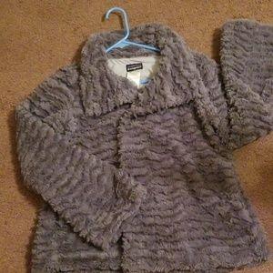 Patagonia fur dress jacket